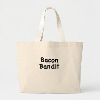 Bacon Bandit Jumbo Tote Bag