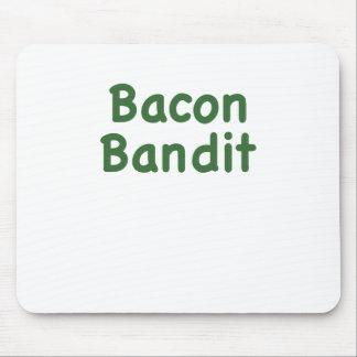 Bacon Bandit Mouse Pad