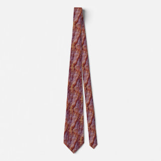 Bacon Bark Neck Tie