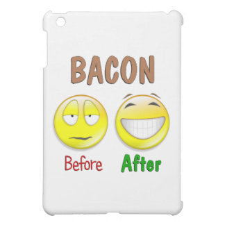 Bacon Before After Case For The iPad Mini