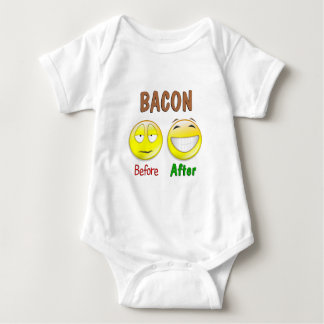 Bacon Before After Shirt