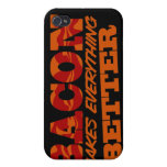 Bacon Better $40.95 iPhone 4 Cover
