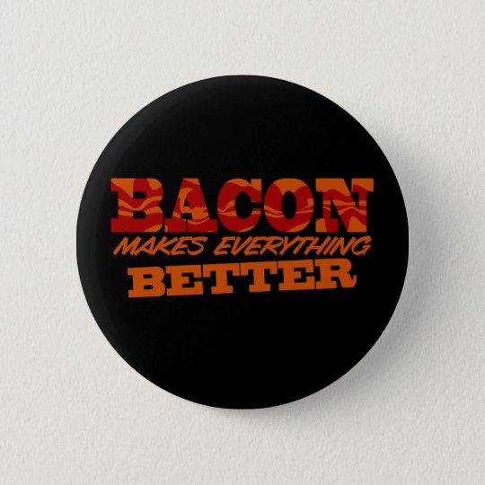Bacon Better $6.95 Collectible Button
