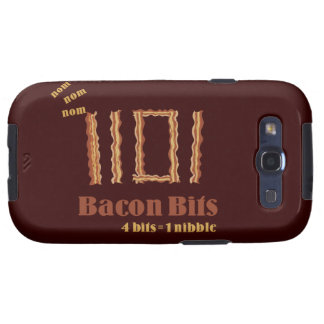 Bacon Bits Galaxy S3 Covers