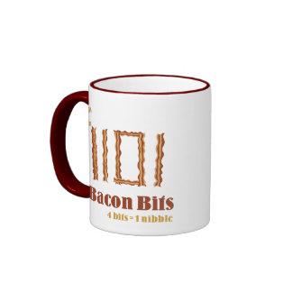 Bacon Bits Ringer Coffee Mug