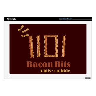 Bacon Bits Decals For Laptops