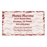 Bacon Business Card