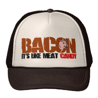 Bacon Candy 17 95 11 colors Hat