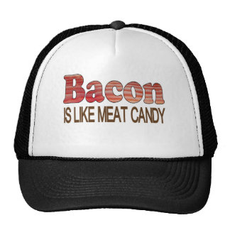 Bacon Candy Mesh Hat