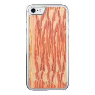 Bacon Carved iPhone 7 Case