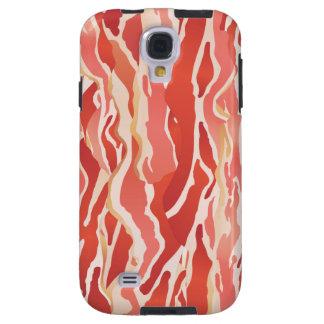 Bacon Case With Custom Crispy Layers Galaxy S4 Case