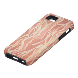 Bacon Case With Custom Crispy Layers iPhone 5 Covers