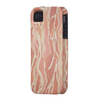 Bacon Case With Custom Crispy Layers Vibe iPhone 4 Case