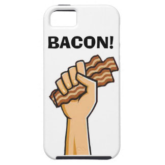 """""""BACON!"""" cell phone case iPhone 5 Case"""