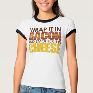 Bacon & Cheese, PLEASE! T-Shirt