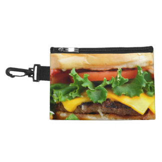Bacon Cheeseburger Accessories Bags
