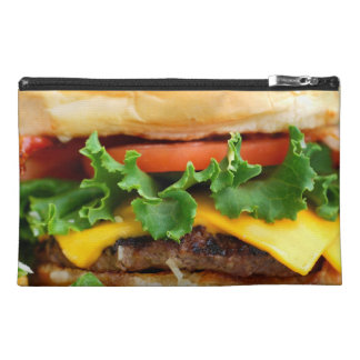 Bacon Cheeseburger Travel Accessories Bag