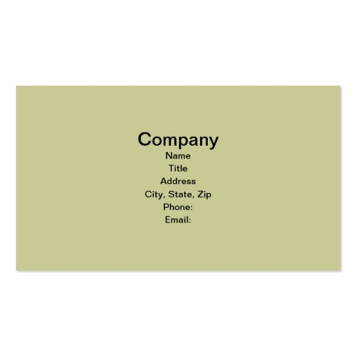 Bacon Cheeseburger Double-Sided Standard Business Cards (Pack Of 100)