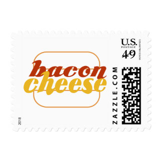 Bacon Cheeseburger Stamps