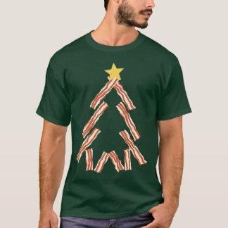 Bacon Christmas Tree T-Shirt