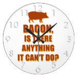 Bacon Clocks