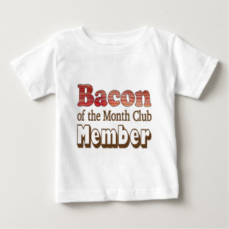 Bacon Club Member Baby T-Shirt
