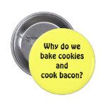 Bacon Cookies Pin