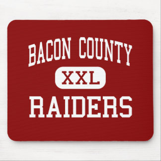 Bacon County - Raiders - High - Alma Georgia Mouse Pad
