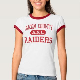 Bacon County - Raiders - High - Alma Georgia T Shirt