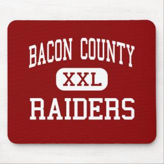 Bacon County - Raiders - Middle - Alma Georgia Mouse Pad