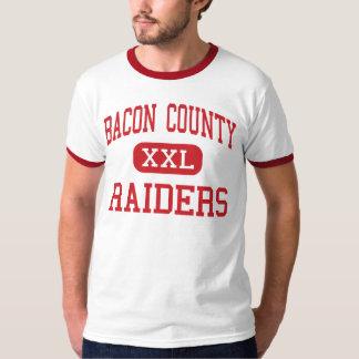 Bacon County - Raiders - Middle - Alma Georgia T Shirts