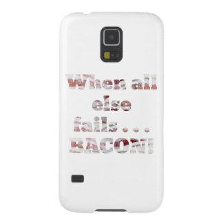 Bacon Doesn't Fail Galaxy S5 Case
