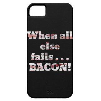 Bacon Doesn't Fail iPhone SE/5/5s Case