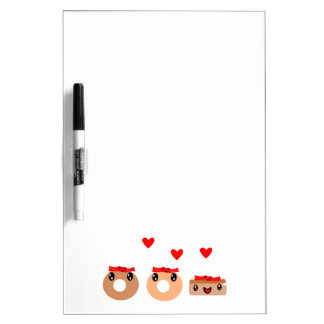 Bacon Donut Dry-Erase Board