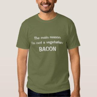 bacon eaters humor shirt