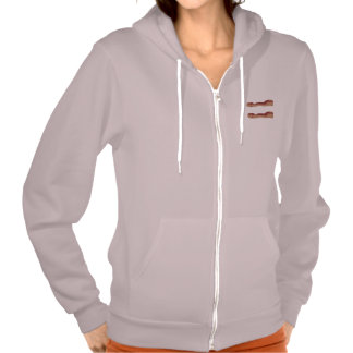 Bacon Equality Hooded Pullovers