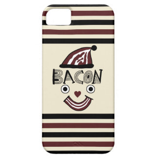 Bacon Face iphone 5 iPhone 5 Covers