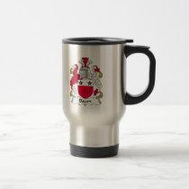 Bacon Family Crest Mug