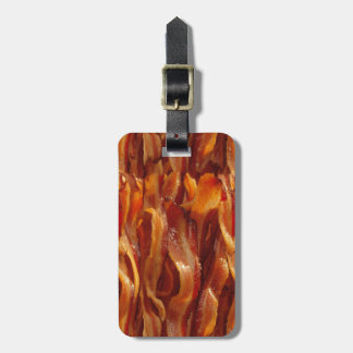 Bacon Fields Forever Decor Luggage Tag