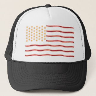 Bacon for the US Funny Hat