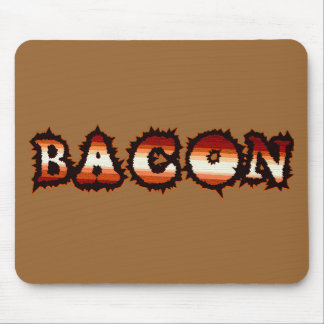 BACON Frenzy Fot Mouse Pad
