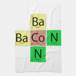 Bacon Geek Towel