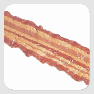 Bacon Gifts Square Sticker