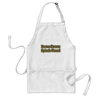 Bacon Grease Splash Guard apron