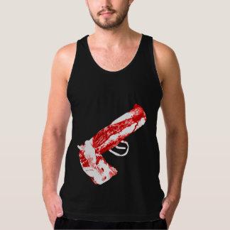 Bacon Gun Tank Top