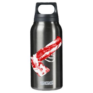 Bacon Gun Thermos Water Bottle