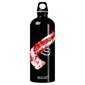 Bacon Gun Water Bottle
