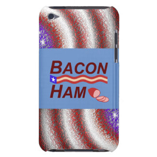 Bacon Ham Campaign Barely There iPod Cover