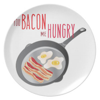 Bacon Hungry Plate