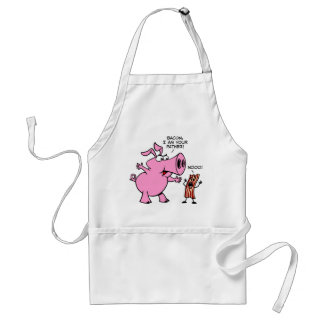 Bacon, I Am Your Father Adult Apron